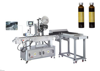 Sitkcer Automatic Vial Sticker Labeling Machine With Spare Parts Presentation