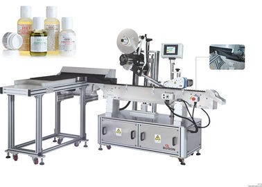 Medicine Liquid Bottle Label Applicator Intelligent Control 380KG Weight