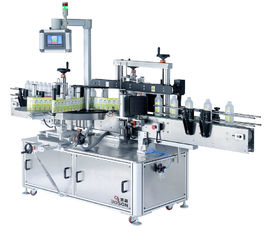 Full Automatic Square Bottle Labeling Machine One Label 30-110 mm