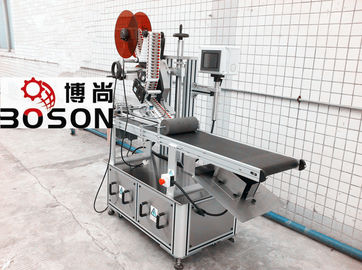 Automatic feeding Top Labeling Machine Sticker / self adhesvie Label type