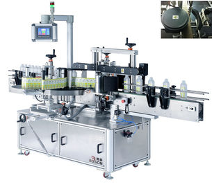 Self adhesive Square Wrap Around Labeling machine Full automatic type