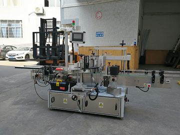 CE Automatic Sticker Labeling Machine For Small Carton Corners Sealing