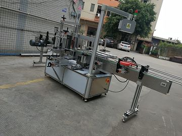 Self-Adhesive Sticker Labeling Machine With High Speed 200BS/Min