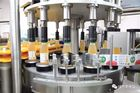 China Round Bottle Rotary Labeler With Rotation Dish Labeling Machine System company