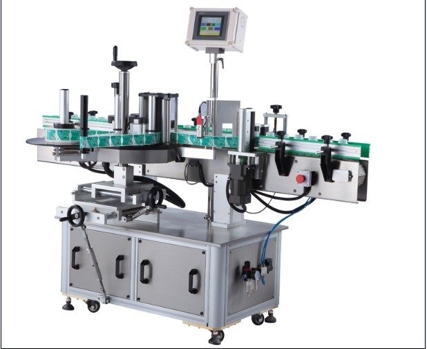 Round Bottle Labeler Automatic Bottle Labeling Machine 2500- 4000 B/H